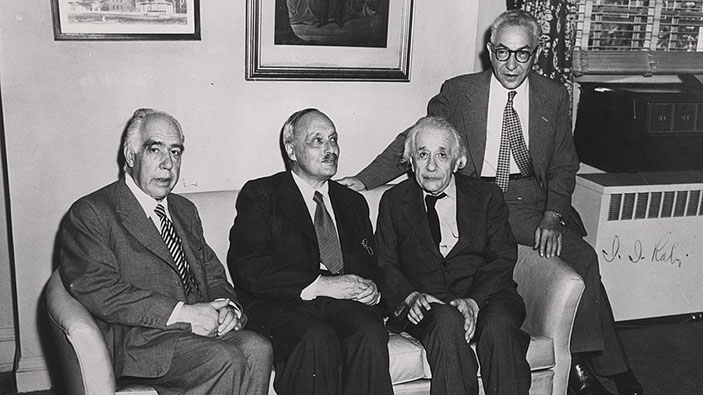 Princeton, 1946