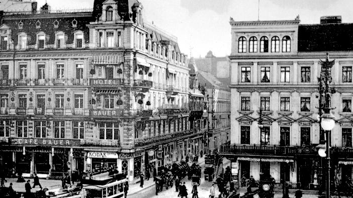 Berlin, 1917