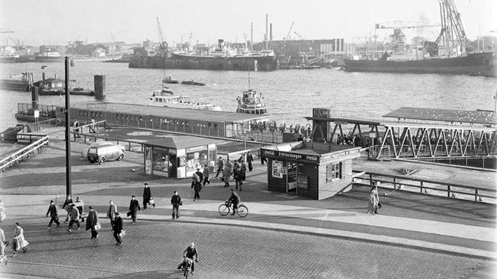 Wirtschaftswunder in Hamburg, Brief nach Ostberlin