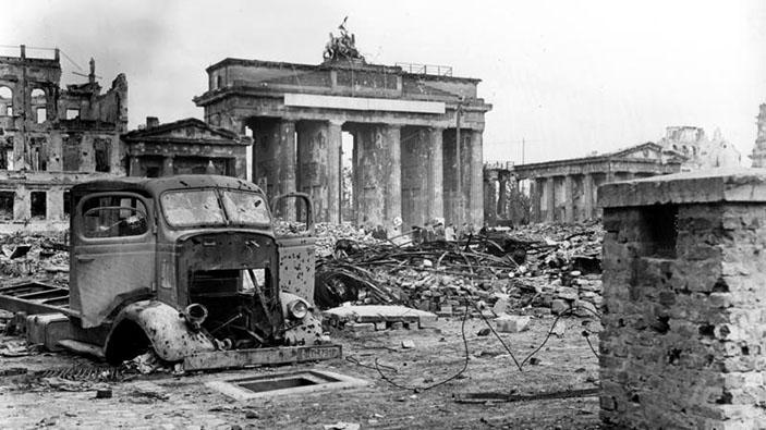 Die ersten Nachkriegsjahre - Teil 1 (Berlin, 9. September 1948)